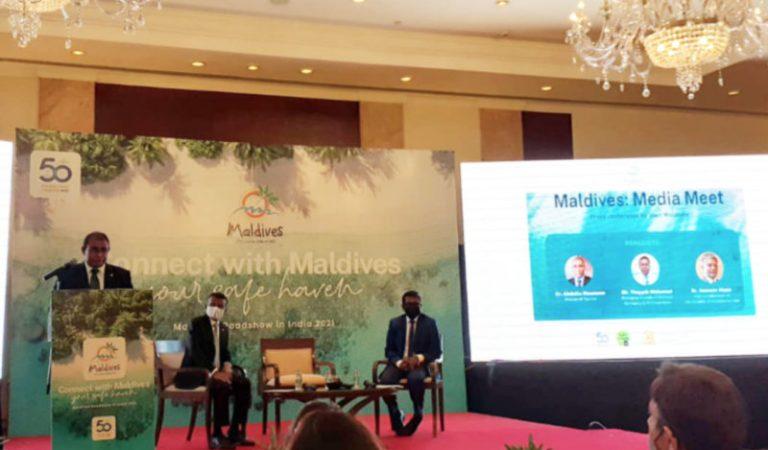 يمكن الاتفاق على ممر السفر بين جزر المالديف والإمارات العربية المتحدة في يونيو