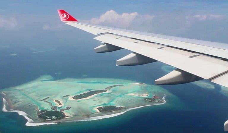 الخطوط الجوية التركية تستأنف رحلاتها إلى المالديف