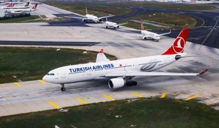 تستأنف الخطوط الجوية التركية رحلاتها إلى المالديف