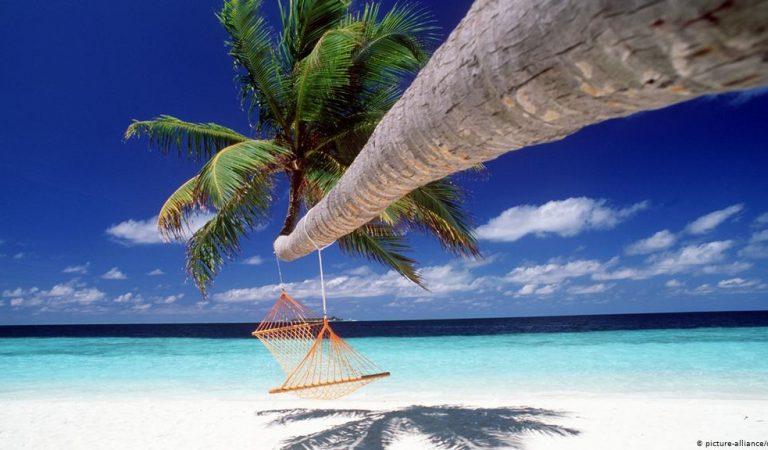 جزر المالديف ,برنامج الولاء للسياح , وسياحة اللقاحات(3v) , (زيارة ، تلقيح ، إجازة)