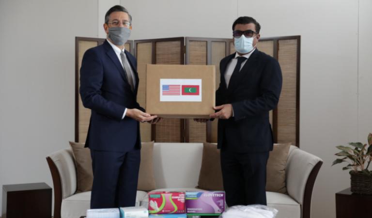 الولايات المتحدة ستزود المالديف بالمساعدة الطبية الطارئة