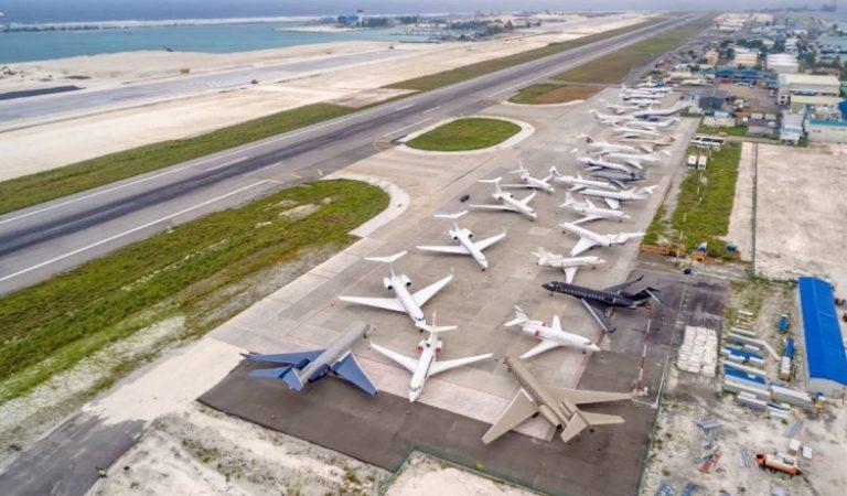 المالديف تسمح بالمزيد من المطارات لاستيعاب الطائرات الخاصة