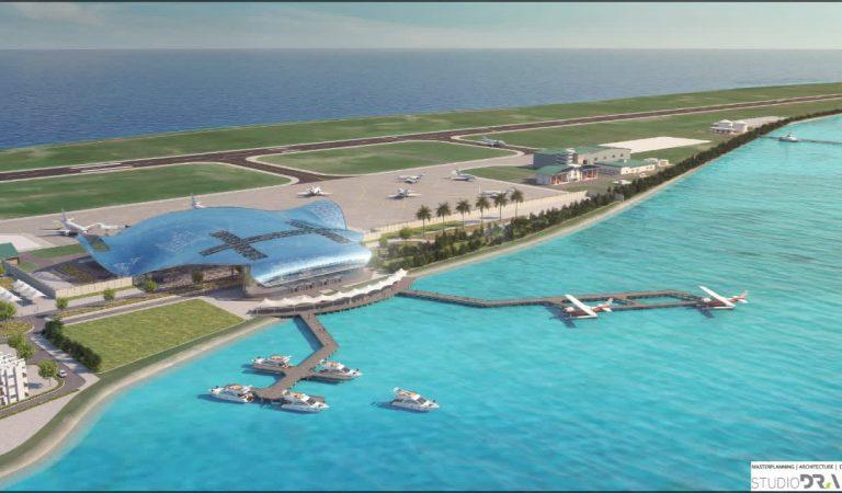 مناقصة تطوير مطار هانيمادهو الدولي