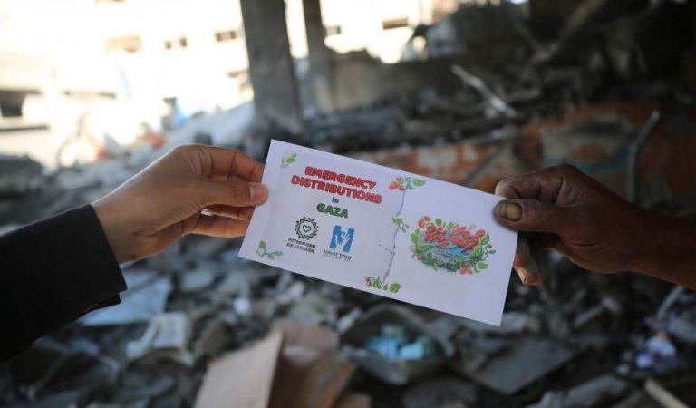 مساعدات جزر المالديف تساعد في تشغيل مستشفى الشفاء في غزة ، وتساعد 90 أسرة في مدينة غزة