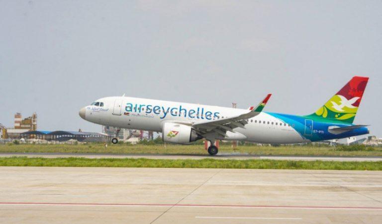 طيران سيشل تستأنف عملياتها في جزر المالديف