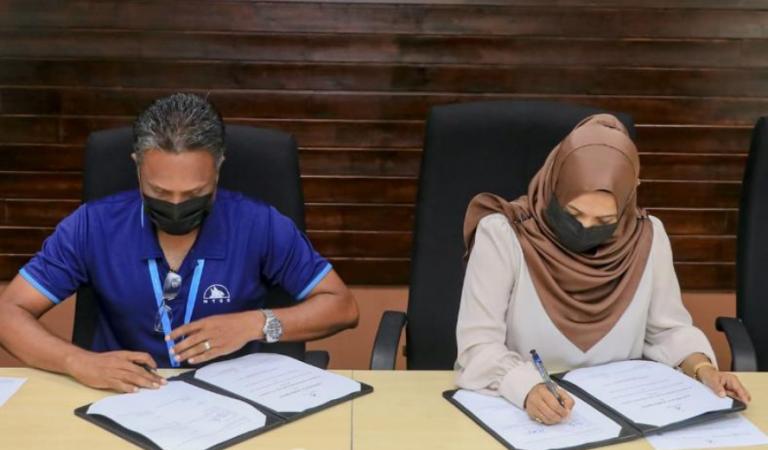 تعاقد شركة المالديف للنقل والمقاولات (MTCC) على استصلاح جزيرة كاي.كودا جيري بيكنيك