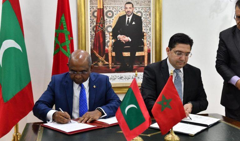 زيادة عدد المنح الدراسية في المغرب للمالديفين