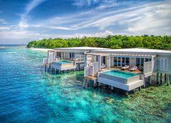 أميلا فوشي المالديف أفضل فندق لشهر العسل