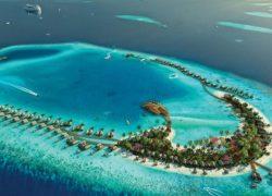 إدراج منتجعي والدروف أستوريا المالديف، وإيثافوشي في قائمة أفضل المنتجعات الرومانسية