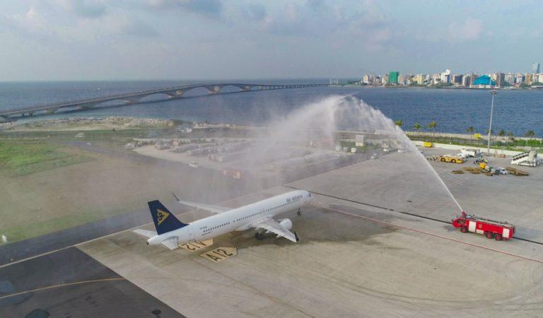 أكثر من 35000 سائح قادم عبر رحلات الطيران العارض