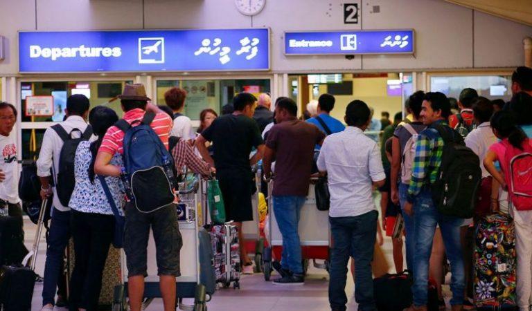 تقديم نموذج الصحة عبر الإنترنت للمسافرين قبل السفر للمالديف ب ٢٤ ساعة