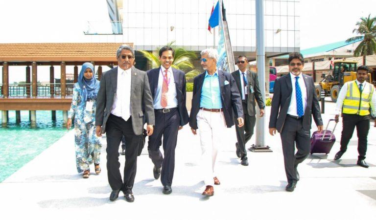 المالديف والهند تبدآن أول انطلاق في جنوب آسيا Maldives India