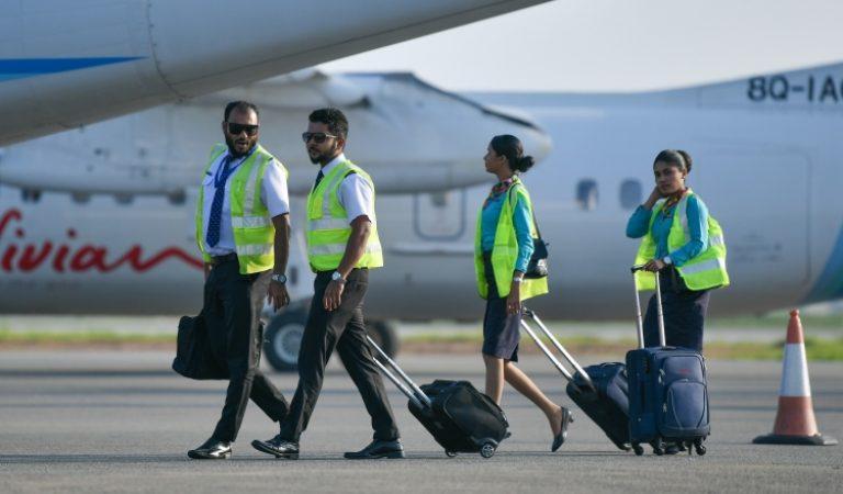 تسعى (IAS) للأحزاب لإدارة مدرسة الطيران الجديدة في جزر المالديف