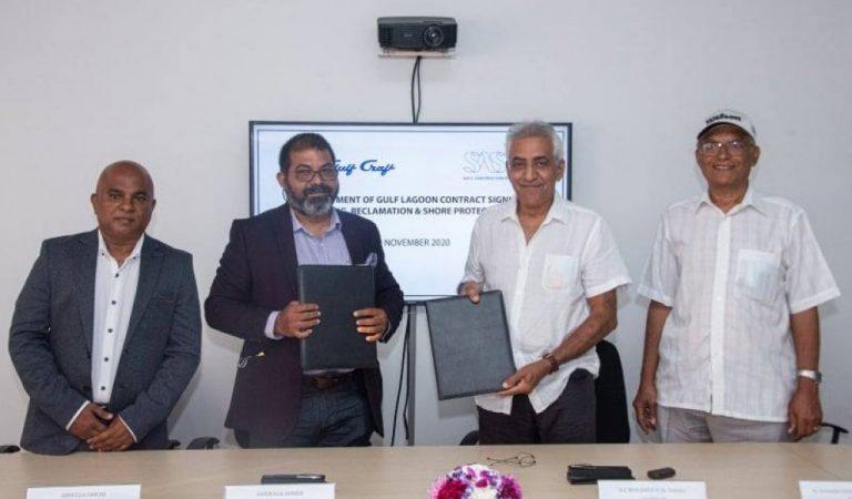شركة جلف كرافت الإماراتية تستثمر 400 مليون دولار في جزر المالديف