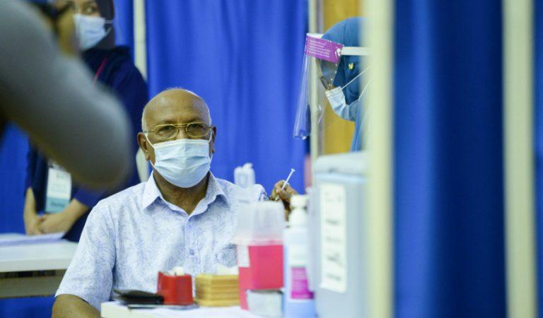 عزم المالديف لإدخال جواز سفر اللقاح